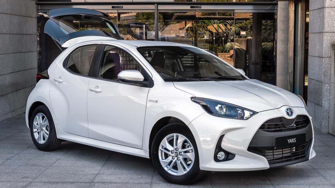 Toyota Yaris ECOVan – 1