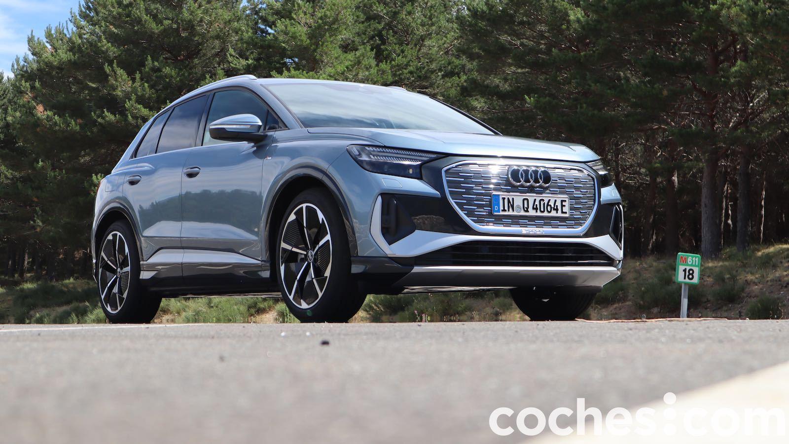 Audi Q4-etron prueba – 10
