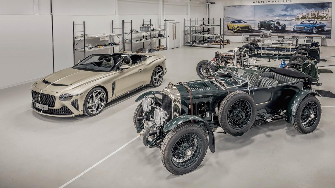 Bentley Bacalar y Blower Continuation Series (2)