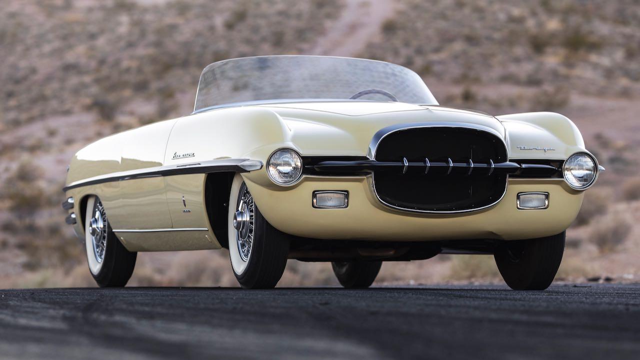 Dodge Firearrow II by Ghia 1954 – 1