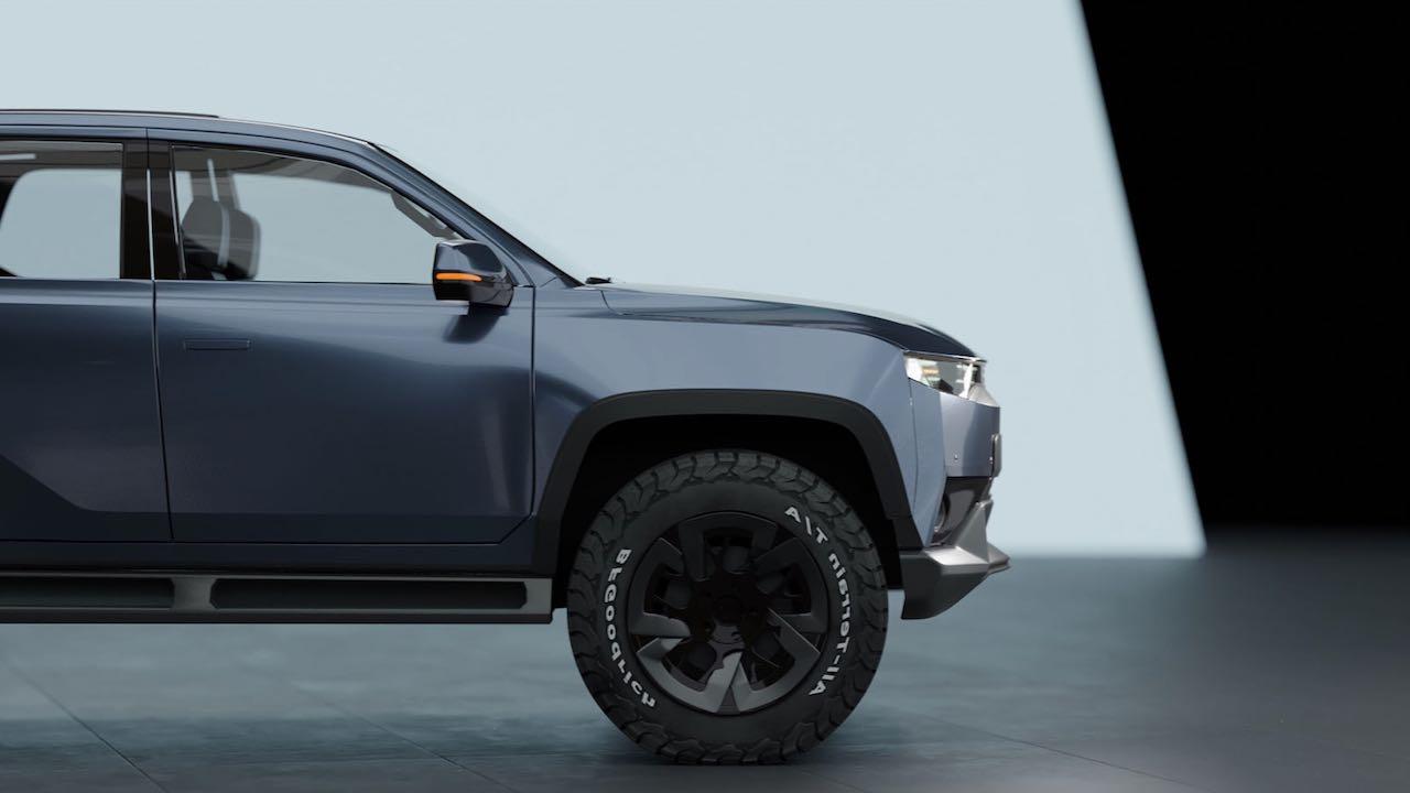 Ebro pick-up prototipo – 1