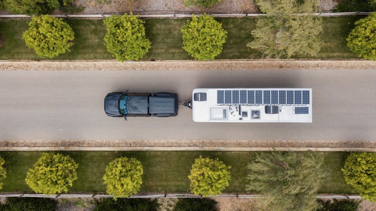 Living Vehicle caravana EV-PRO – 2