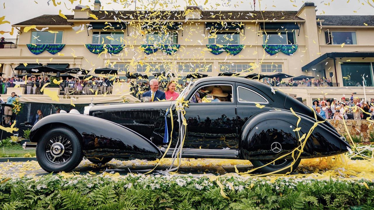 Mercedes-Benz 540K Autobahn Kurier – 1