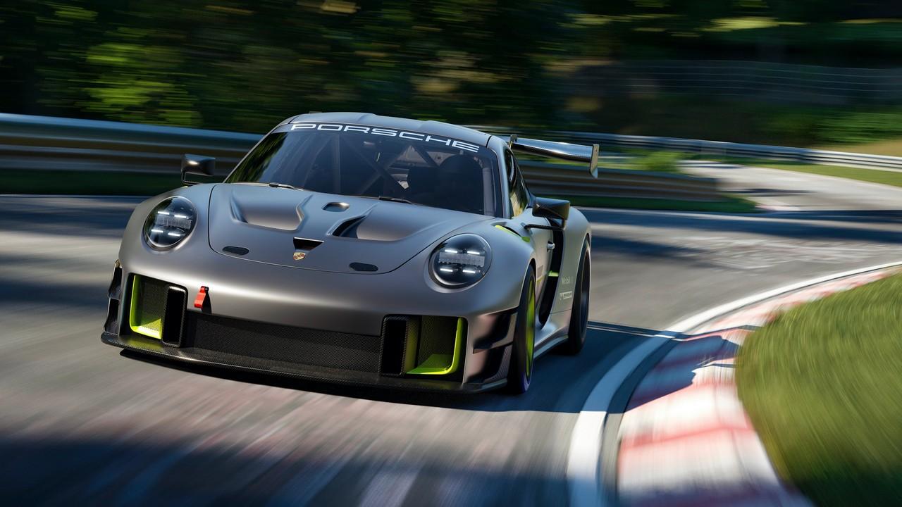 Porsche 911 GT2 RS Clubsport 25 (1)