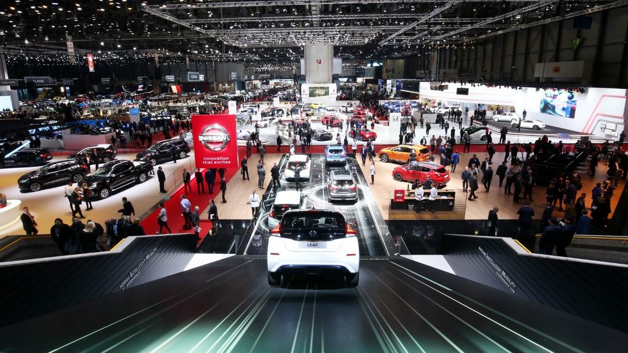 Salon del Automovil de Ginebra 3