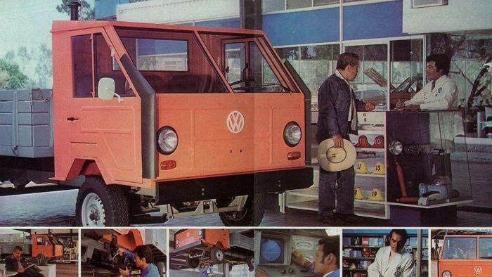 Volkswagen Basis-Transporter, la simpleza del furgón en su máxima expresión