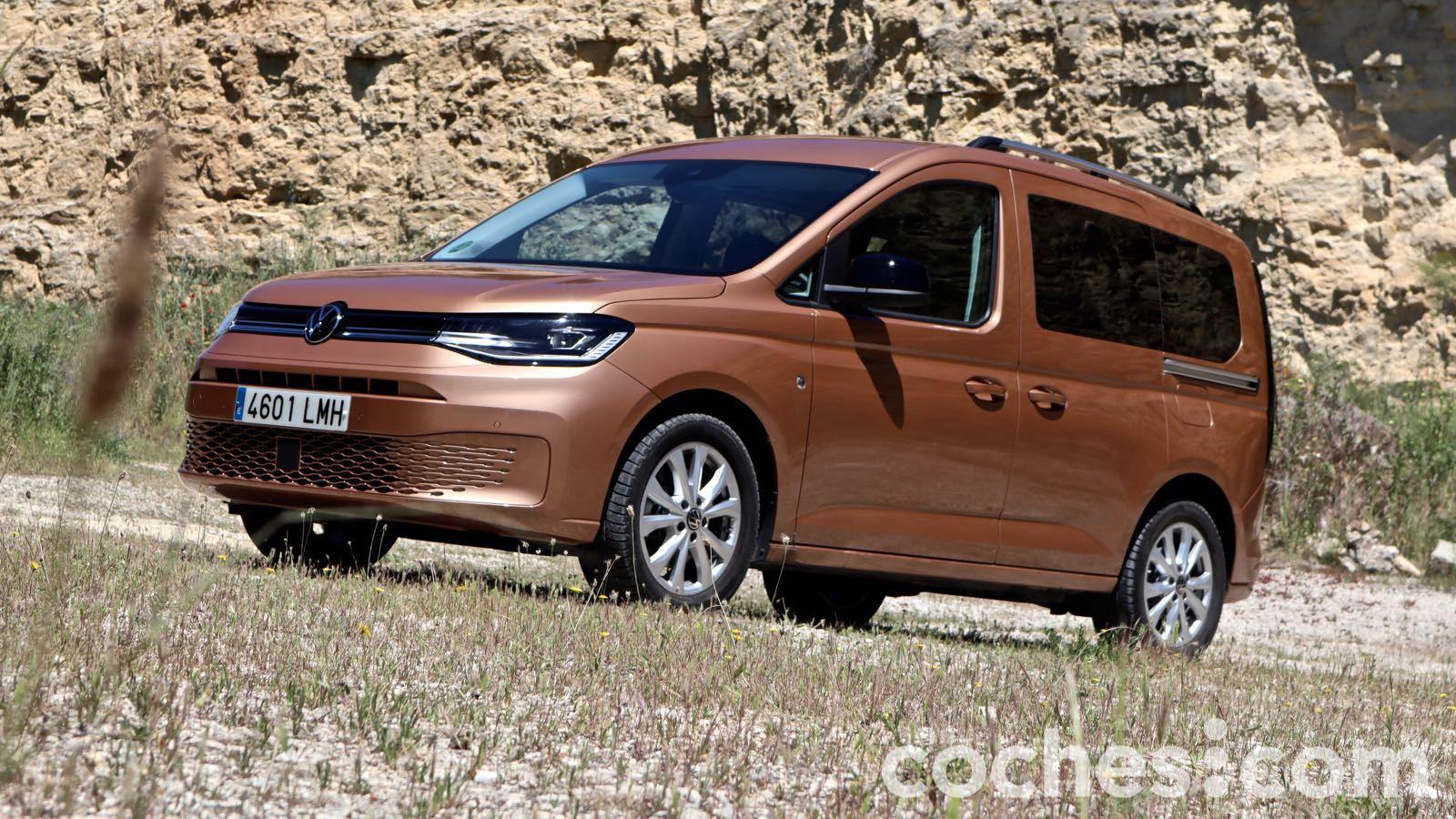 Volkswagen Caddy prueba – 2