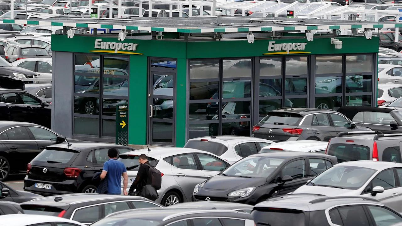 europcar coches alquiler