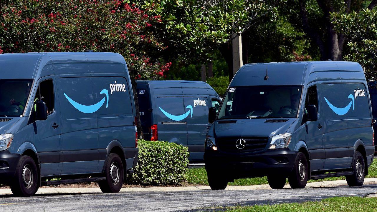 furgonetas Amazon