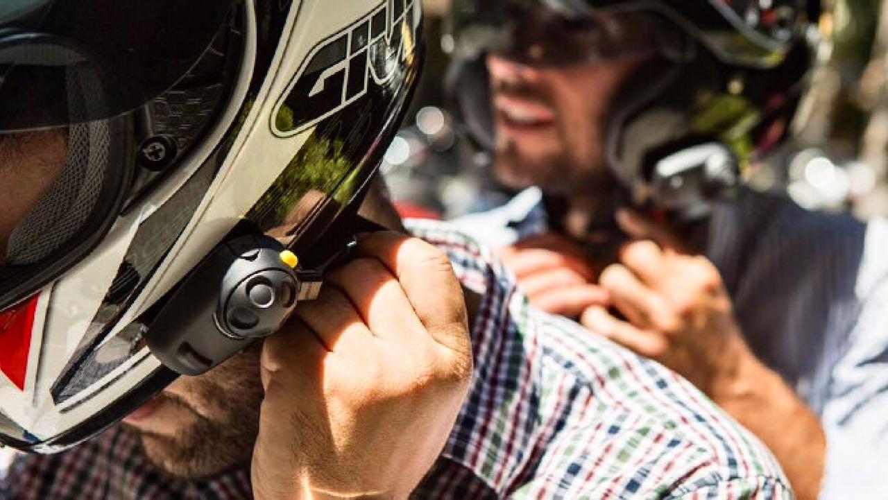 intercomunicador moto