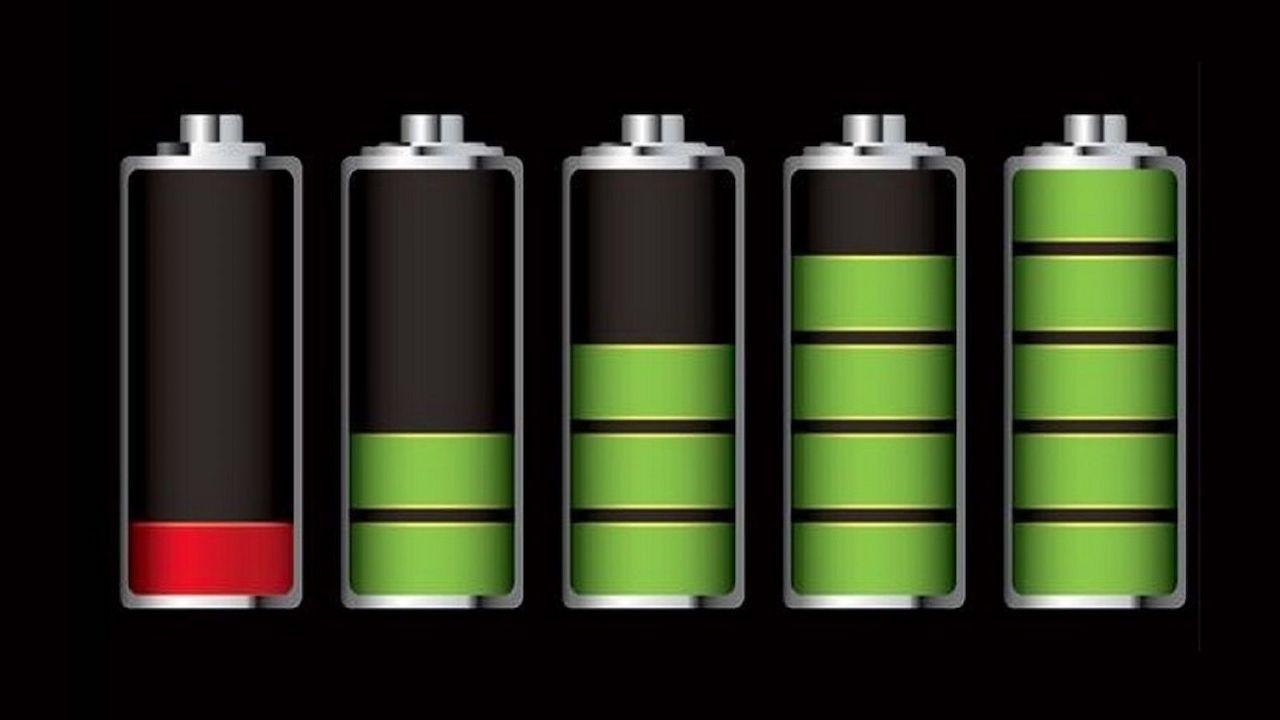 recarga bateria