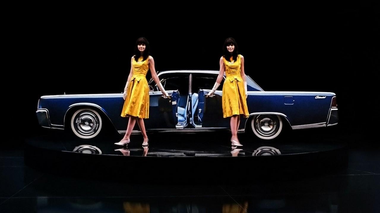 1964 Lincoln Continental Sedan – Puertas Suicidas (1)