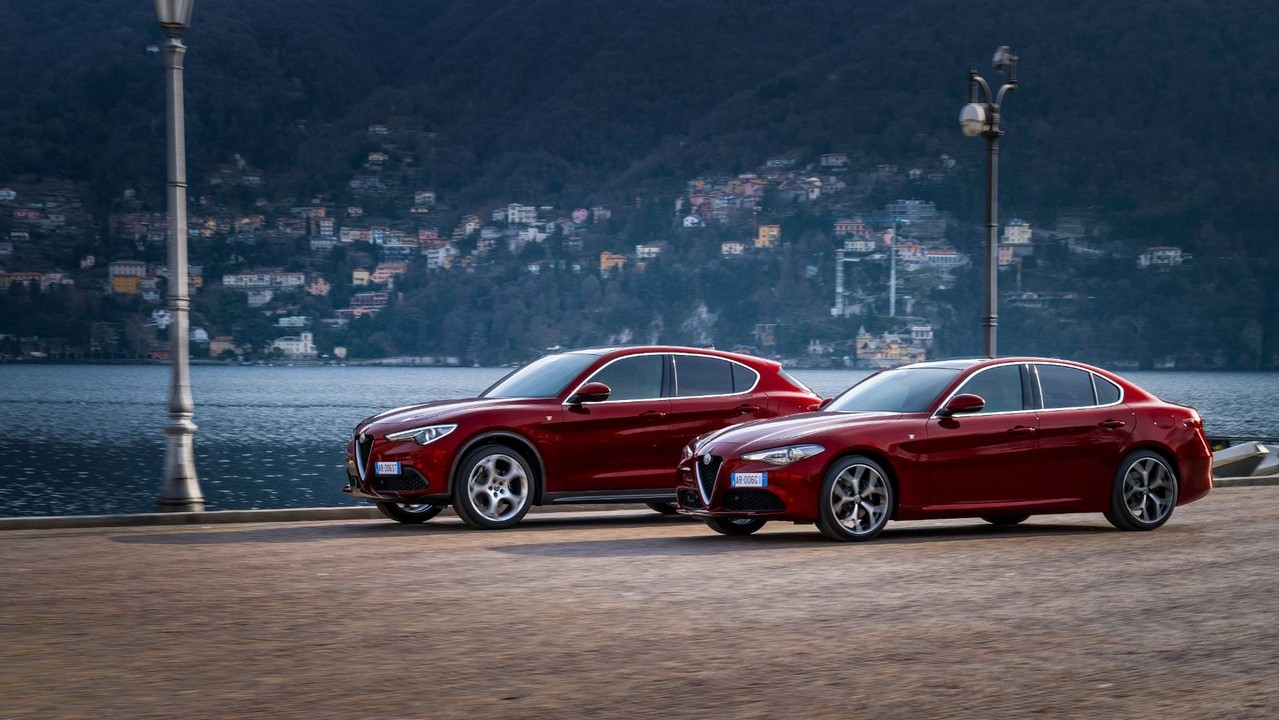"""Alfa Romeo Giulia y Stelvio """"6C Villa d'Este"""" 2021 (3)"""
