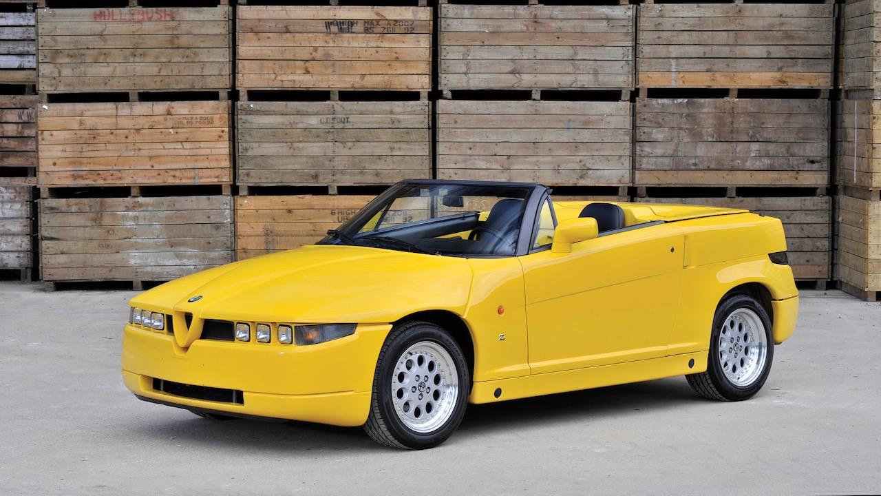 Alfa Romeo RZ Roadster Zagato – 10