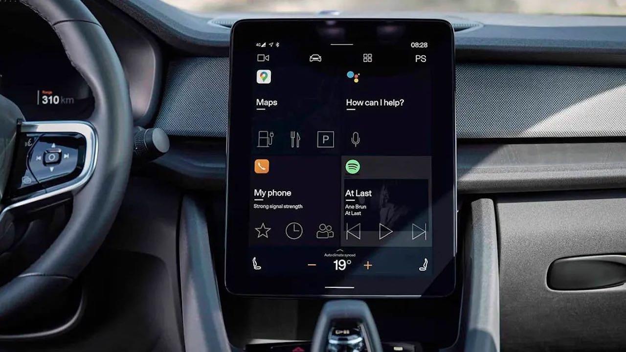 Android Automotive copia