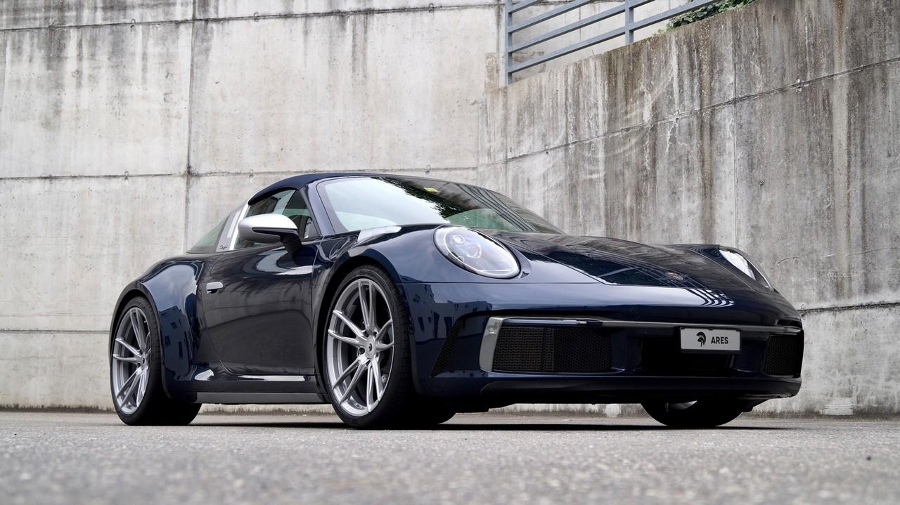 Ares Design Porsche 911 Targa (1)