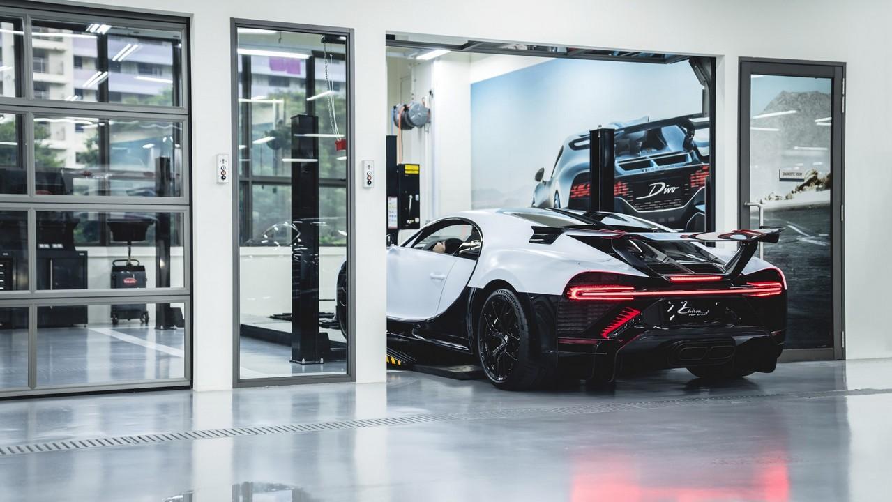 Bugatti Chiron Pur Sport Mantenimiento (2)