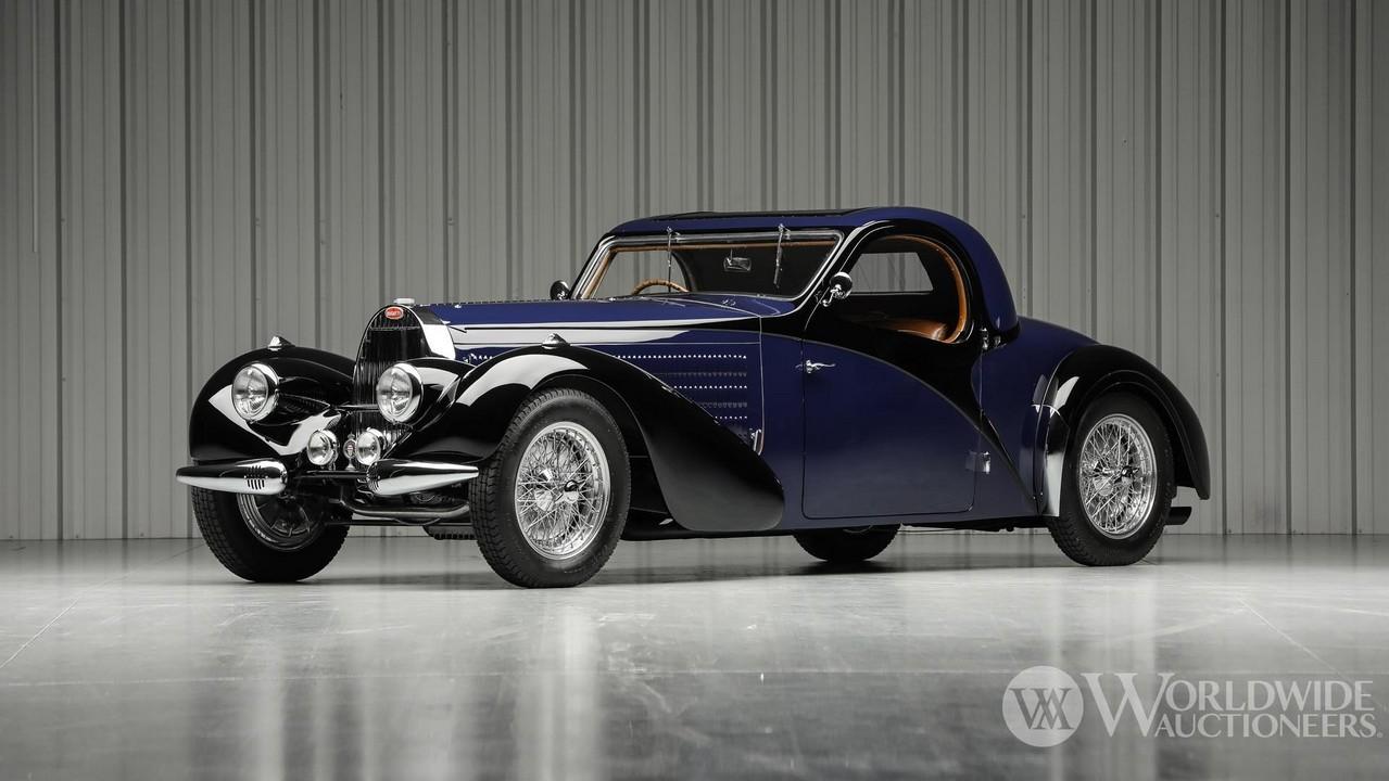 "Bugatti Type 57C Atalante Coupe ""Toit Ouvrant"" 1938 (1)"