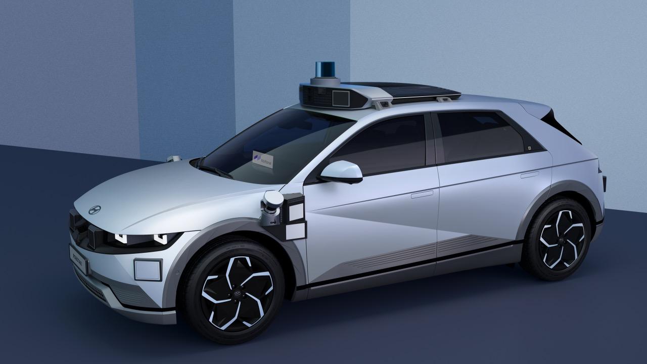 Ioniq 5 Robotaxi Hyundai – 6