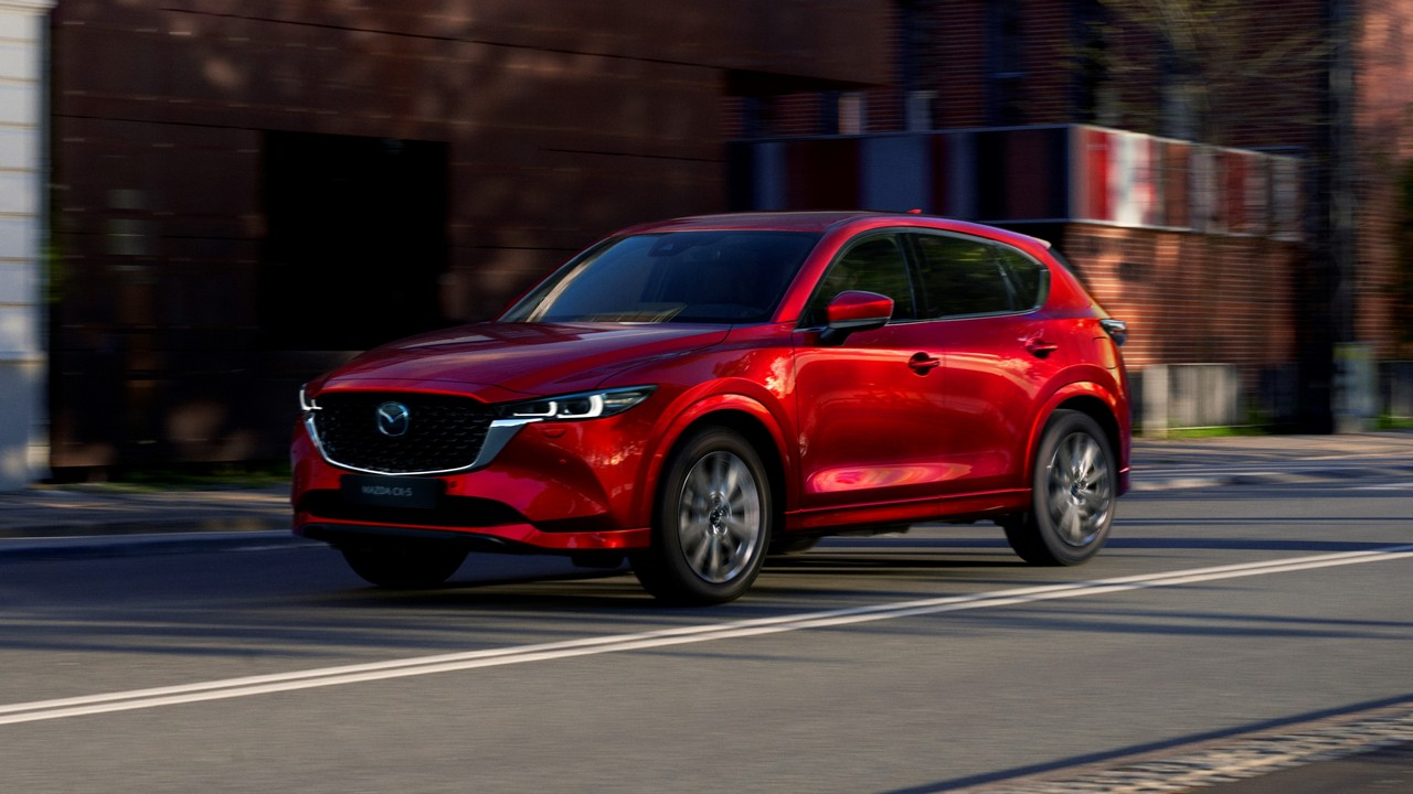 Mazda CX-5 2022 (2)