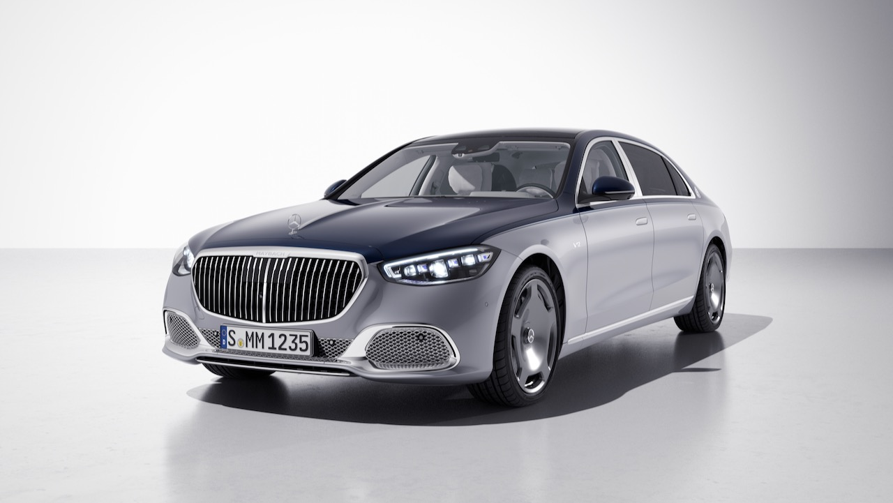 """Mercedes-Maybach S 680 4MATIC """"Edition 100""""Mercedes-Maybach S 680 4MATIC """"Edition 100"""""""