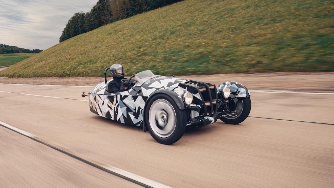 Morgan 3 Wheeler tres cilindros – 2