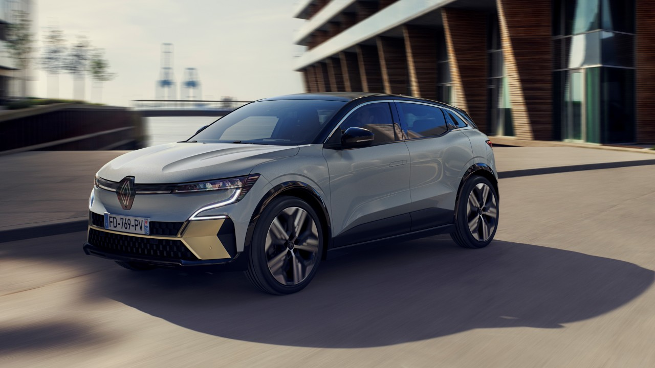 Renault Mégane E-Tech Electric 2022 (1)