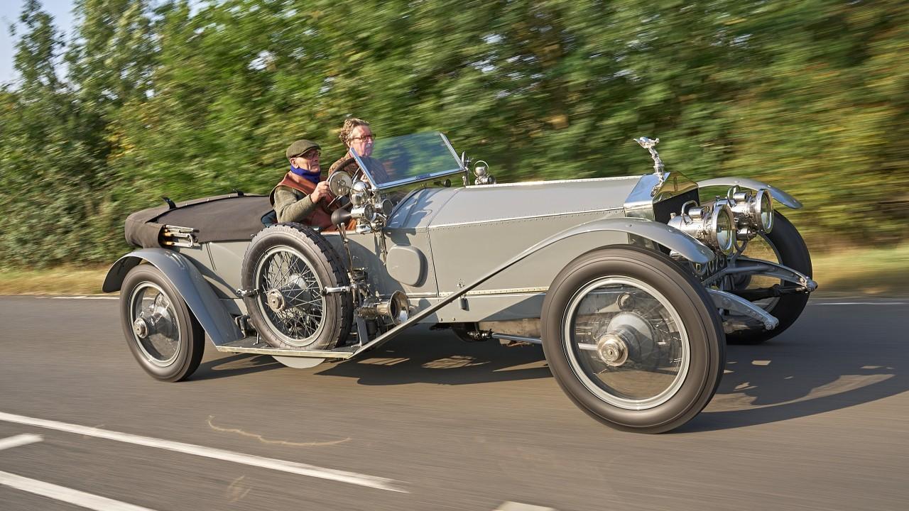 Rolls-Royce Silver Ghost 1911 (8)