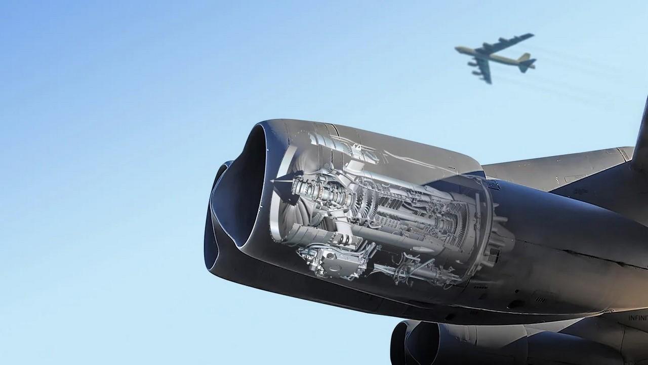Rolls-Royce caja de cambios de potencia UltraFan (3)