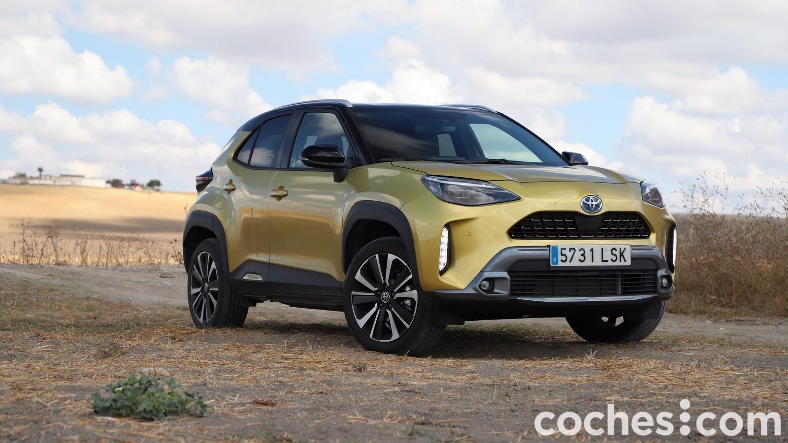 Toyota Yaris Cross Hybrid 120H AWD-i 2021 – Prueba Contacto (2)