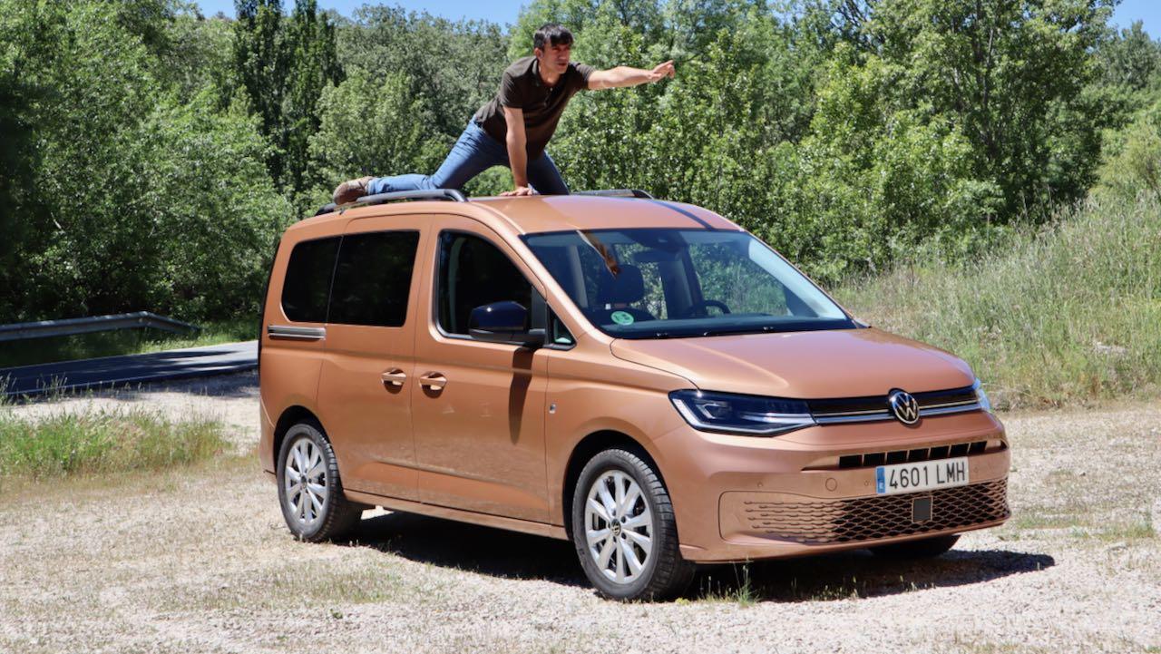 Volkswagen Caddy videoprueba – 1