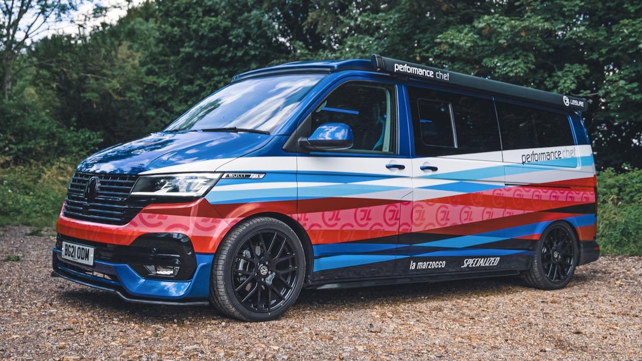Volkswagen Transporter Performance Chef – 3