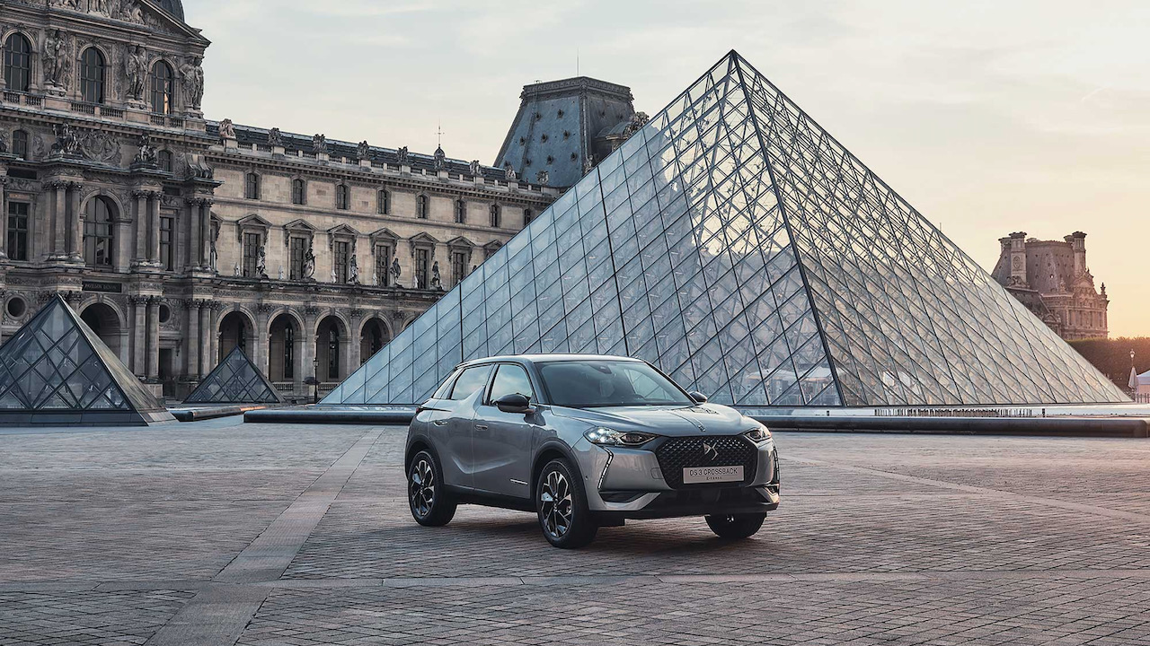 DS 3 Crossback Louvre – 3