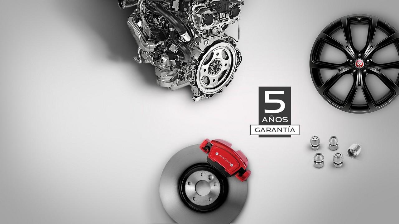 Jaguar 5 Anos de Garantia