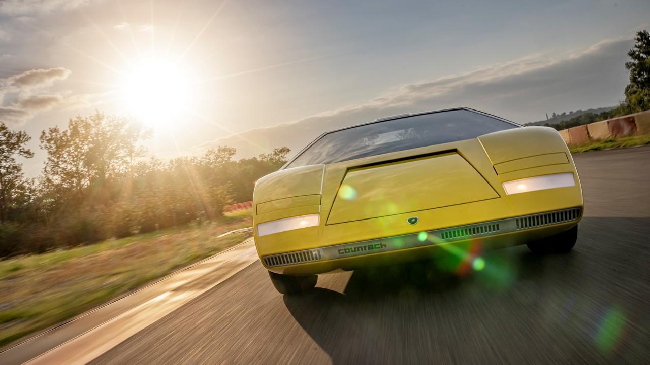 Lamborghini Countach LP 500 1971-Restauración (7)
