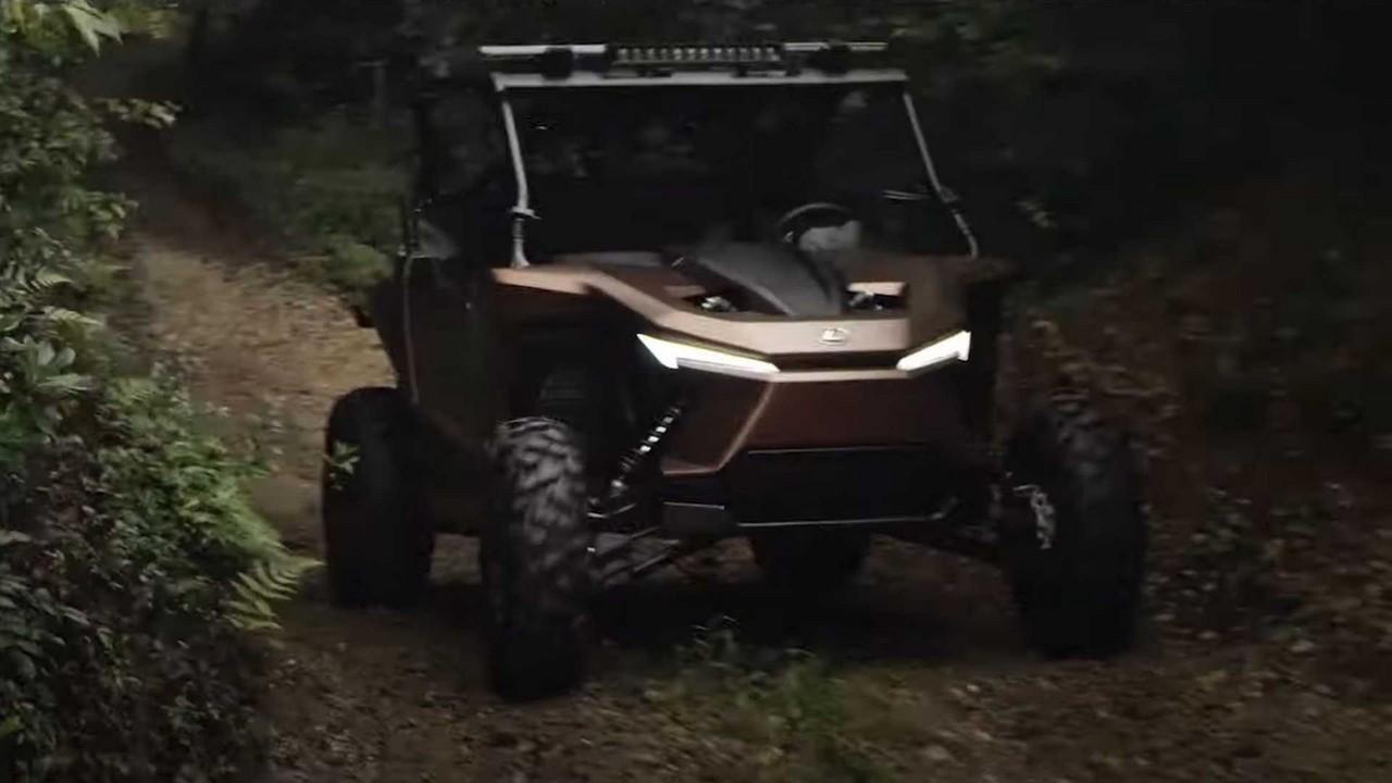 Lexus Off-Highway Recreational Vehicle Concept (5)