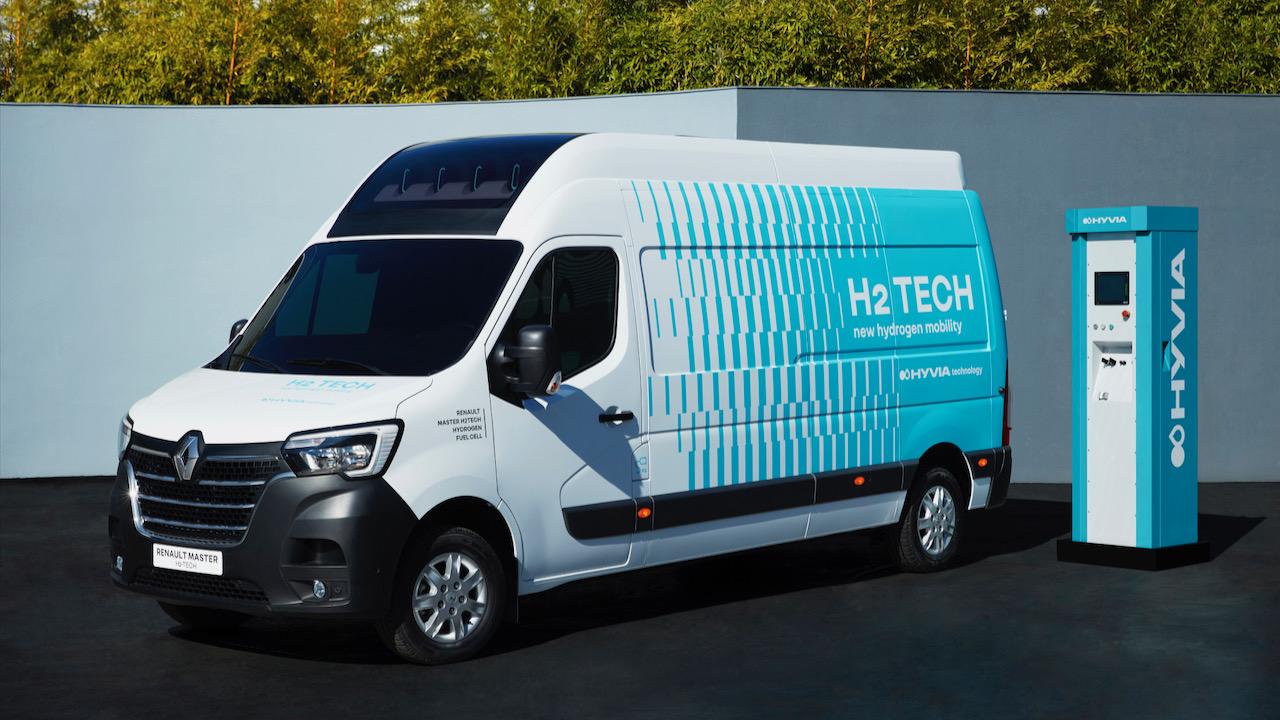 Renault Master Van H2-Tech – 12
