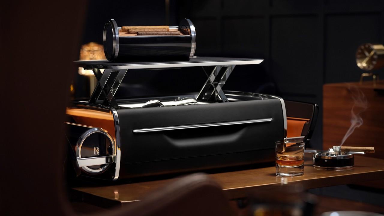 Cellarette / Rolls-Royce