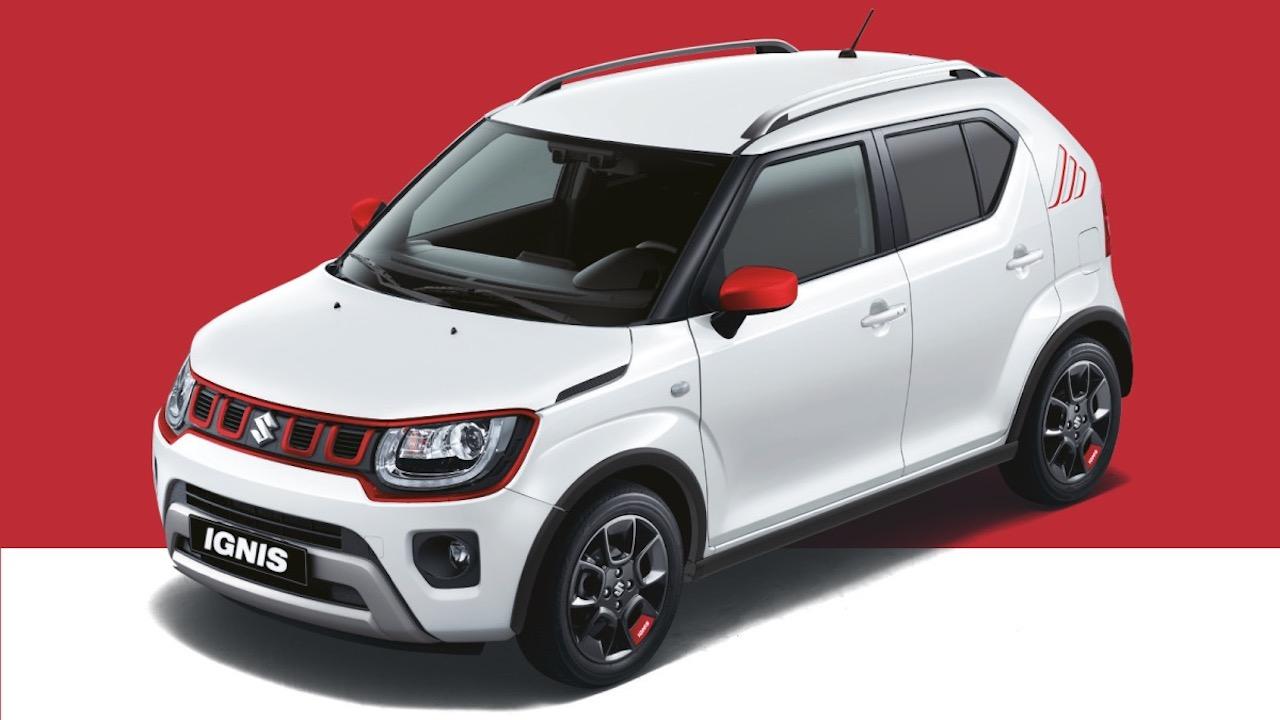 Suzuki Ignis Red&White – 1