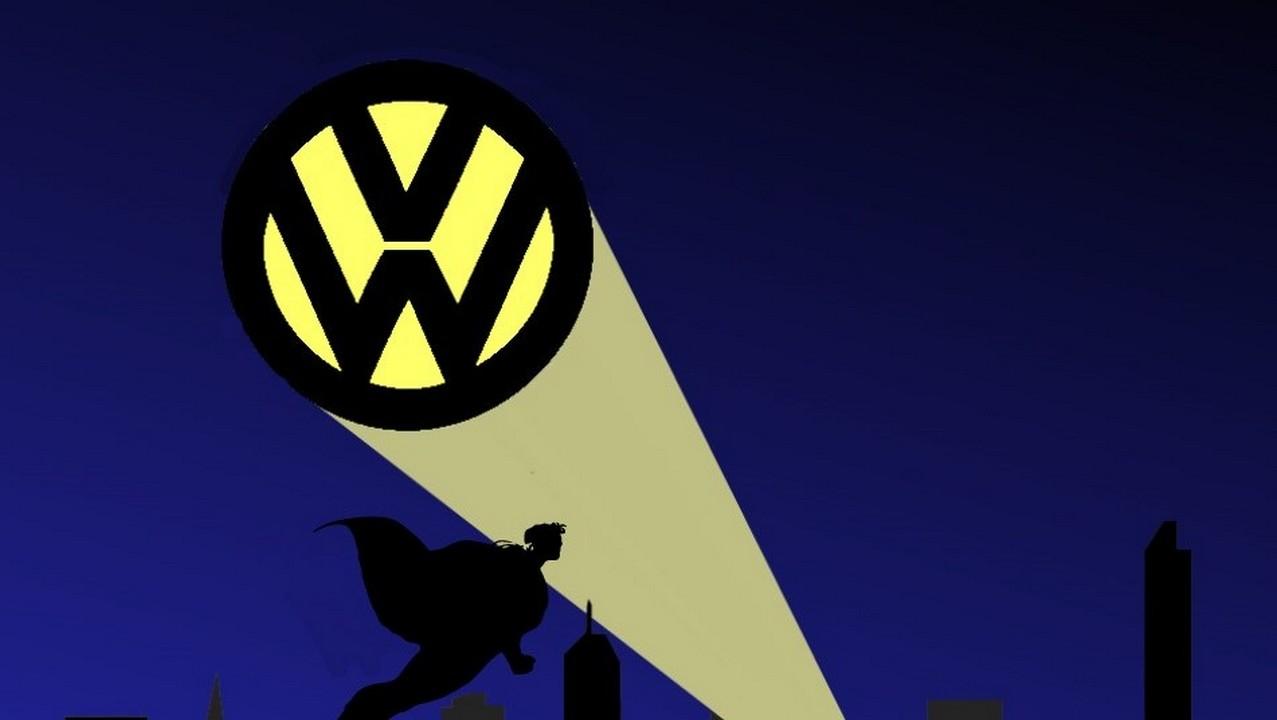 Volkswagen BatSenal