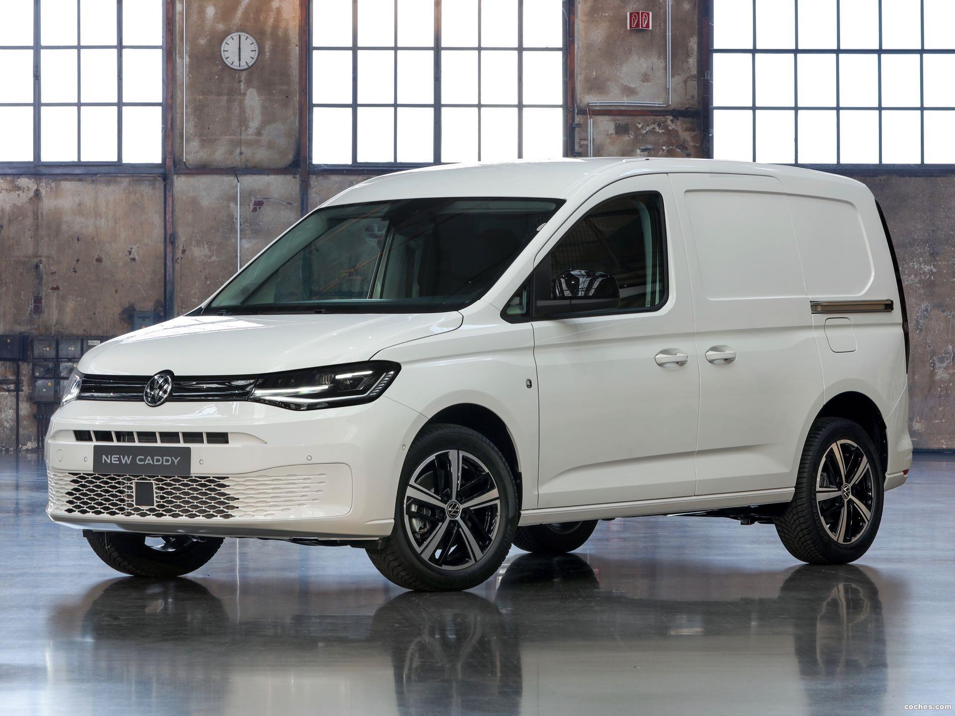 Volkswagen Caddy Furgon 2020